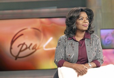 Oprah says go with your gut